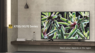 Sony KD-55XG7005BAEP 4K HDR Android LED TV TV