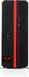 RIOTORO CR1288TG Prism RGB Full-Tower Gamer Gépház PC