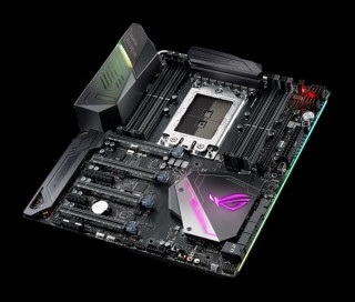 ASUS ROG ZENITH EXTREME, Socket TR4, Extended ATX alaplap PC