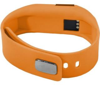 GoClever Smart Band fit okosóra, lépésszámláló; 240x20 kijelző NARANCS Több platform