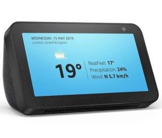 Amazon Echo Show 5 Charcoal Több platform