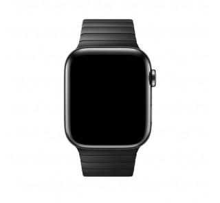 Apple Watch 42/44mm Rozsdamentes acél szíj, asztroszürke Több platform
