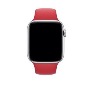 Apple Watch 42/44mm Sportszíj, piros (PRODUCT)RED Több platform