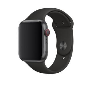 Apple Watch 42/44mm Sportszíj, XL méret,fekete Több platform