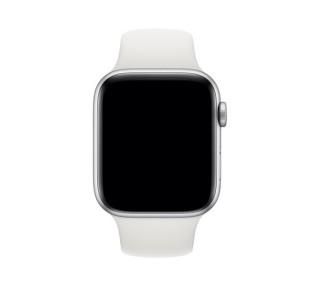Apple Watch 42/44mm Sportszíj, fehér Több platform
