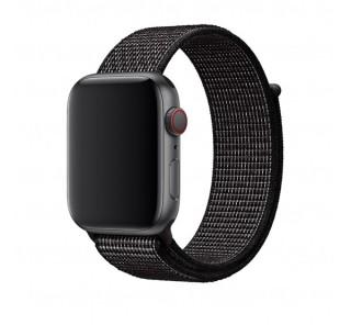 Apple Watch 42/44mm Nike sportpánt, fekete Több platform