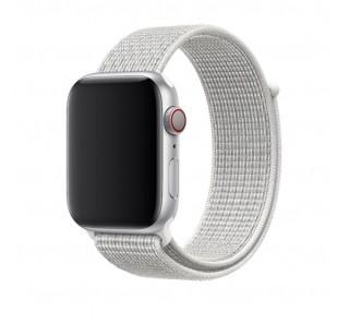 Apple Watch 42/44mm Nike sportpánt, hegycsúcsfehér Több platform