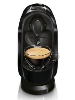 TCHIBO Cafissimo Pure fekete kapszulás kávéfőző Otthon