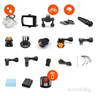 ACME VR302 UHD 4K Wi-Fi akció és sport kamera Fényképezőgépek, kamerák