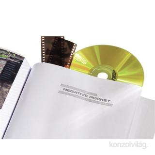 Hama 1879 MEMO PATRI 10X15 cm/200 db-os album PC