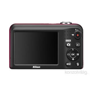 Nikon Coolpix A10 Vörös digitális fényképezőgép PC
