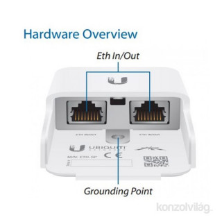 Ubiquiti Ethernet Surge Protector Gen 2 PC