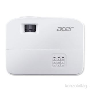 Acer P1350W WXGA 3700L HDMI 10 000 óra DLP 3D projektor PC