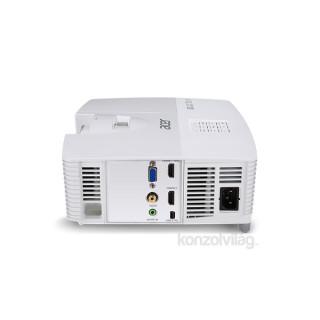 Acer H6517ST 1080p 3000L HDMI 6 000 óra házimozi DLP 3D short throw projektor PC