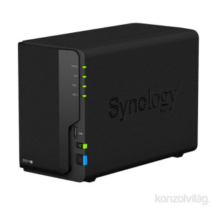 Synology DS218+ (6G) 2x SSD/HDD NAS PC