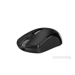 Genius ECO-8100 wless újratölthető fekete egér PC