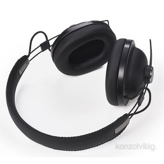 Panasonic RP-HTX80BE-K fekete Bluetooth design fejhallgató headset PC