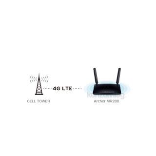 TP-Link Archer MR200 AC750 vezeték nélküli dual band 4G LTE Router PC