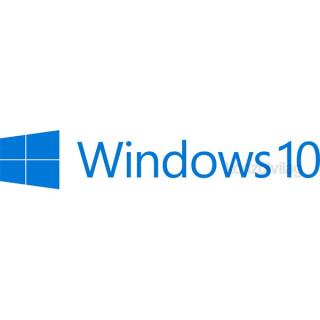 Microsoft Windows 10 Pro 32-bit HUN 1 Felhasználó Oem 1pack operációs rendszer szoftver PC