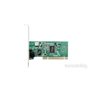 D-Link DGE-528T 1 portos Gigabit PCI kártya PC