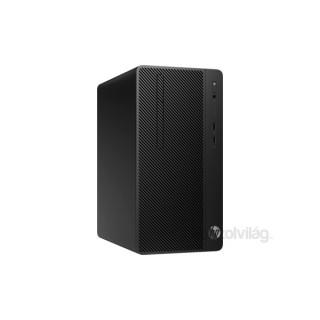 HP 290 G2 MT Intel Core i3-8100/4GB/500GB/Win10 Pro asztali számítógép PC