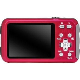 Panasonic DMC-FT30EP-R Piros digitális fényképezőgép Fényképezőgépek, kamerák