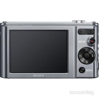 Sony DSC-W810S ezüst digitális fényképezőgép PC
