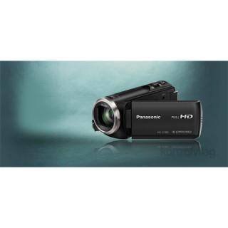 Panasonic HC-V180EP-K FullHD fekete digitális videokamera Fényképezőgépek, kamerák