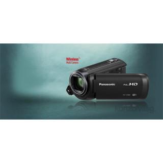 Panasonic HC-V380EP-K FullHD fekete digitális videokamera Fényképezőgépek, kamerák