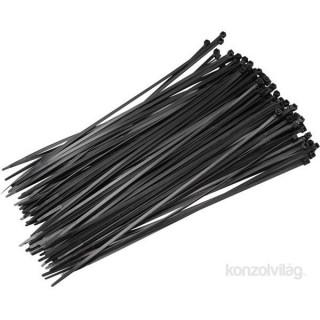 Somogyi 150x3,5mm fekete vezetékkötegelő 50 db PC