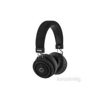 Acme BH60 Bluetooth fekete fejhallgató+ mikrofon PC