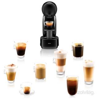 Krups KP170831 Infinissima Dolce Gusto fekete kapszulás kávéfőző Otthon
