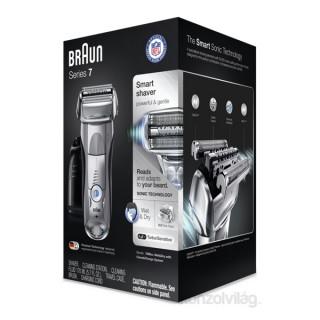 Braun 7-7899cc WD férfi borotva . Otthon