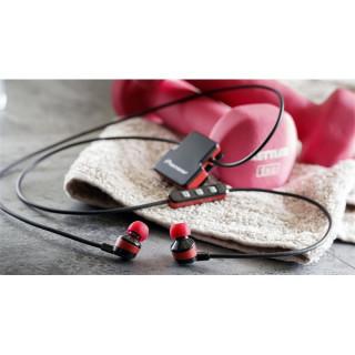 Pioneer SE-CL5BT-R piros cseppálló Bluetooth fülhallgató headset Mobil