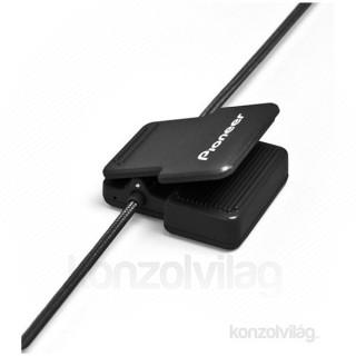 Pioneer SE-CL6BT-B fekete cseppálló aptX Bluetooth fülhallgató headset PC