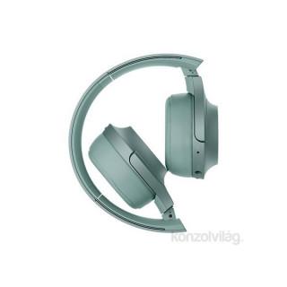 Sony WHH800 Hi-Res Bluetooth zöld fejhallgató headset aptX PC