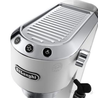 DeLonghi EC 685.W Dedica fehér eszpresszó kávéfőző Otthon