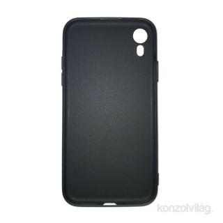 Cellect TPU-IPHXR-BK iPhone XR fekete vékony TPU szilikon hátlap PC