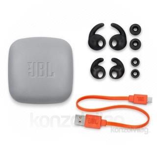 JBL Reflect Contour 2 fekete Bluetooth cseppálló sport fülhallgató headset PC