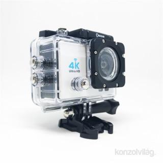 Quazar Blackbox UltraHD 4K fehér sport és akciókamera Fényképezőgépek, kamerák