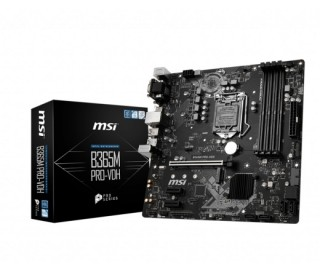 MSI B365M PRO-VDH alaplap PC