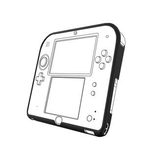 Nintendo 2DS Szilikon tok (Több színben) 3DS