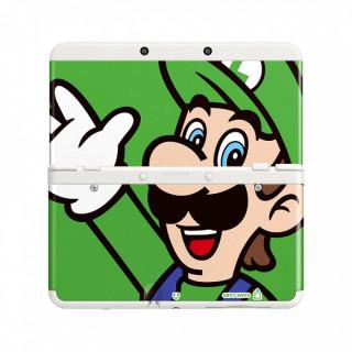 New Nintendo 3DS Cover Plate (Luigi) (Borító) 3DS