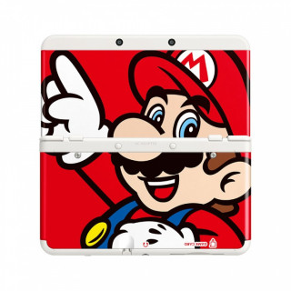 New Nintendo 3DS Cover Plate (Mario) (Borító) 3DS
