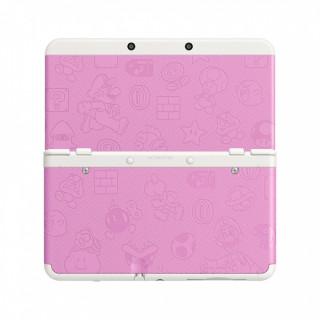 New Nintendo 3DS Cover Plate (Rózsaszín) (Borító) 3DS