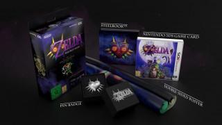 The Legend of Zelda Majora's Mask 3D Special Edition 3DS