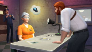 The Sims 4 Get to Work (kiegészítő) PC
