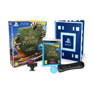 Wonderbook Bájitaltan (Book of Potions) (Move) Starter Pack (Magyar szinkronnal) PS3