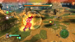 Dragon Ball Z Battle of Z PS3