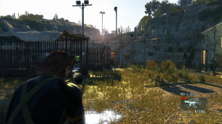 Metal Gear Solid 5 (MGS V) Ground Zeroes PS3